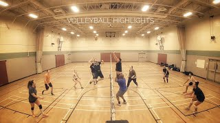 Volleyball Pickup | Highlights - 2018-04-18