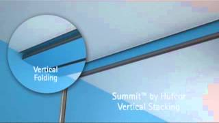Hufcor Vertical Stacking Vs Vertical Folding Wall Dividers