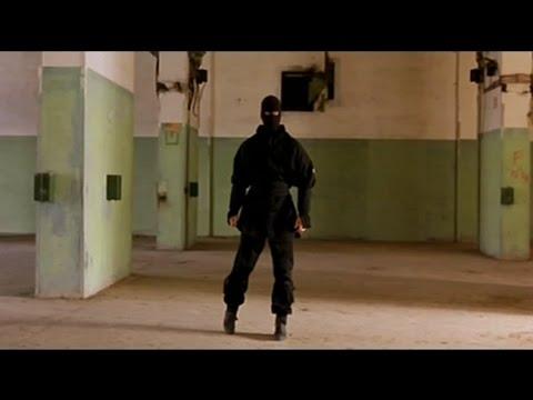 TAXI 2 Cyril Raffaelli le ninja