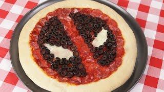 DEADPOOL PEPPERONI PIZZA - NERDY NUMMIES