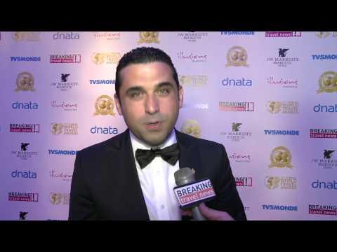 Mazen Al Mhanna, Director of Sales & Marketing - Sheraton Kuwait, A Luxury Collection Hotel