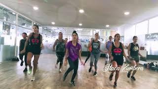Zumba Coreografía By Flaca Zumbera - Ella Me Persigue - Alkilados X Bonny Lovy 🐠 🐇