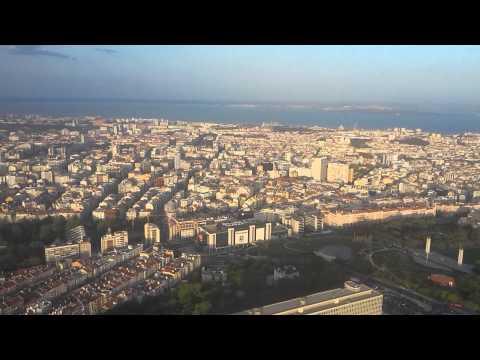 Lisbon  landing