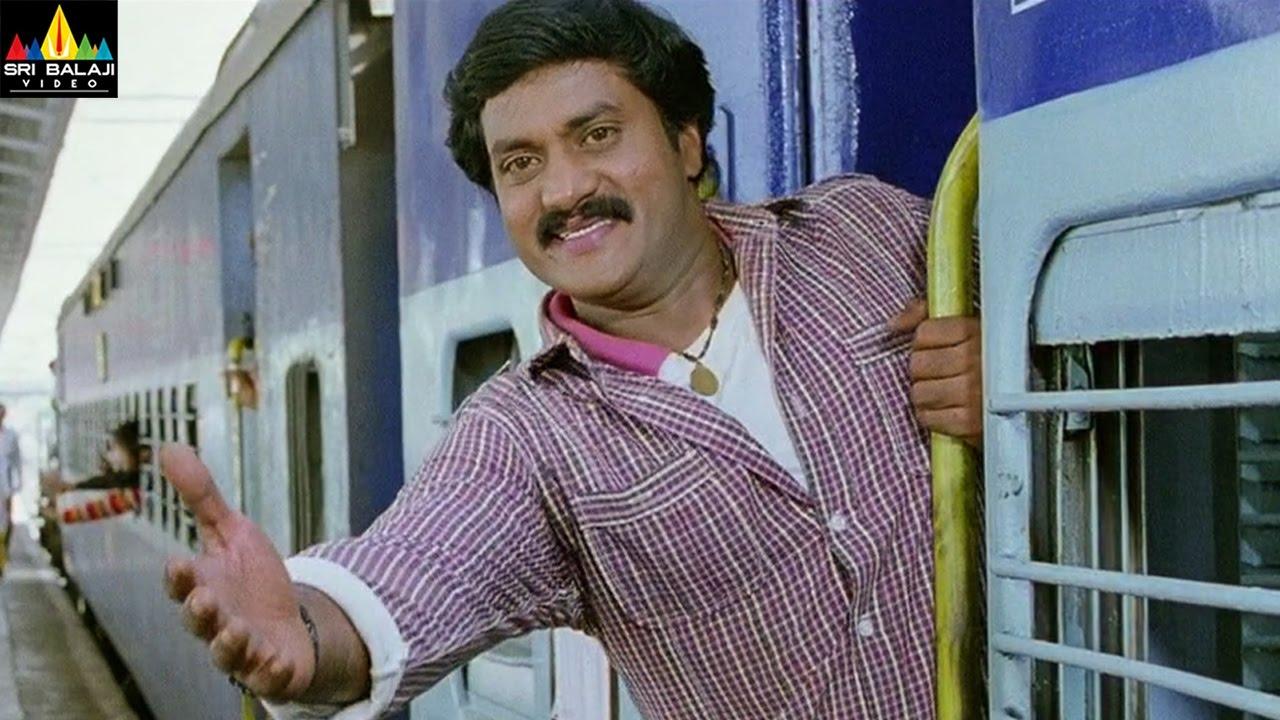 Maryada Ramanna Movie Sunil Comedy Scene Sunil Saloni Sri Balaji Video