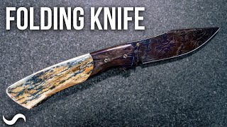 WILL MAKES A FOLDING KNIFE!!!