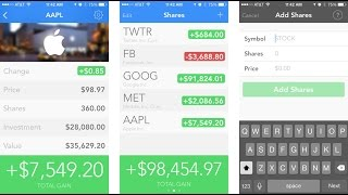 Best Personal Investment Apps for iPhone