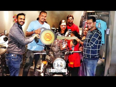ROYAL ENFIELD HIMALAYAN ABS DELIVERY