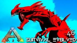 Baixar ARK: SURVIVAL EVOLVED - NEW ALPHA REAPER KING TAMED E46 !!! ( ARK EXTINCTION CORE MODDED )