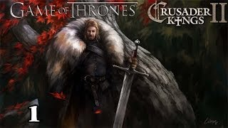 Crusader Kings 2 A Game of Thrones Mod as Eddard Stark 1