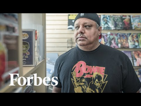 A Comic Book Store's Fight To Survive   The Long Haul   Ep. 2   Forbes