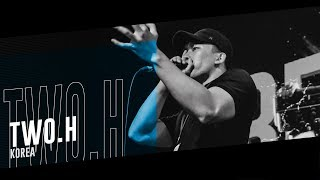 Two.H (KR)|The Beast in Asia Beatbox Championship 2017
