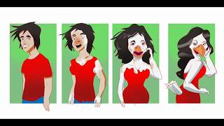 Tg tf3 - tg story - tg transformation - male to female