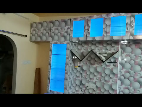 best home interior design in|| 2bhk flat kolkata2018!!🔥🔥🔥