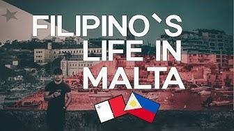 Europe: Life in Malta l Buhay in Malta ng isang Pinoy/Pinay l Filipino