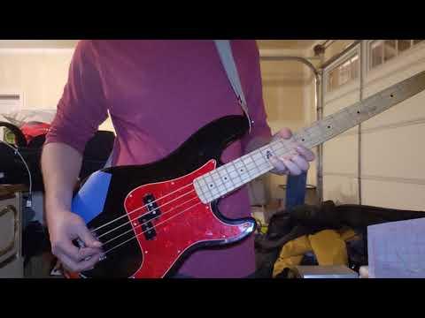 Edit The Sad Parts By Modest Mouse - Bass Guitar Lesson