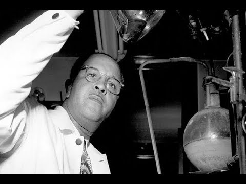 Dr. Percy Lavon Julian: Soy Bean Chemist - World Geographic Channel
