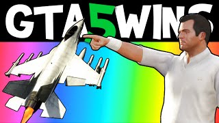 gta 5 wins ep 2 funny moments stunts epic wins compilation online grand theft auto v gameplay