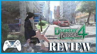Disaster Report 4 Review - The Sky is Falling (Video Game Video Review)