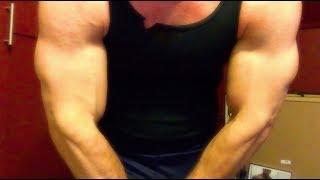 POST WORKOUT FLEX | Muscle Worship Cam Show Custom Videos