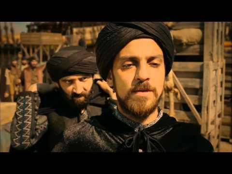 Muhteşem Yüzyıl KÖSEM - 2. Bölüm | Şehzade Mustafa'nın Yakalanması