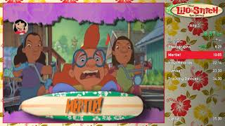 Lilo & Stitch: Trouble in Paradise - Any% PB 34:26