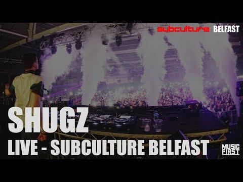Shugz - Live Subculture, Belfast FULL SET