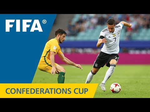 Match 4: Australia v Germany - FIFA Confederations Cup 2017