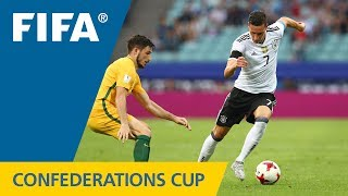 match 4 australia v germany - fifa confederations cup 2017