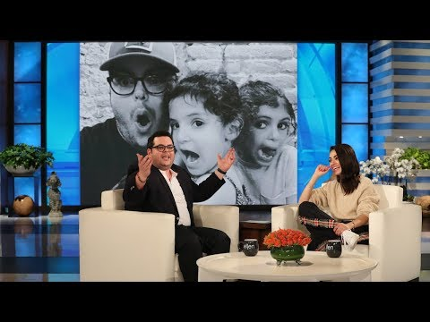 Josh Gad Had a Hard Time Explaining 'Indiana Jones' to His Young Kids