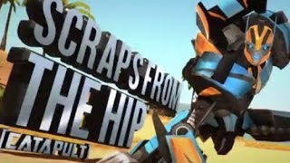 Transformers Universe Catapult Gameplay From Live Stream - Meteor Storm (BETA)
