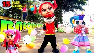 Download Mp3 Lagu Balonku Ada Lima Remix Balon Warna Warni Colorful Ballons Lagu Anak Indonesia