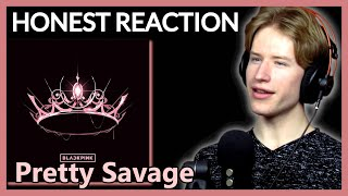 Download Lagu Honest Reaction To Blackpink Pretty Savage The Album Listening Party Pt1 MP3