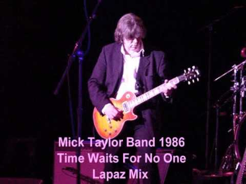 Mick Taylor Band - Time Waits For No One ( Edited )