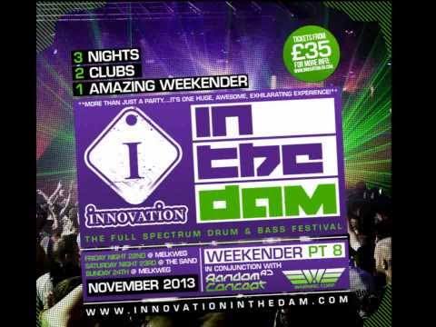 DJ Hazard & MC Eksman @ Innovation in the dam 2013