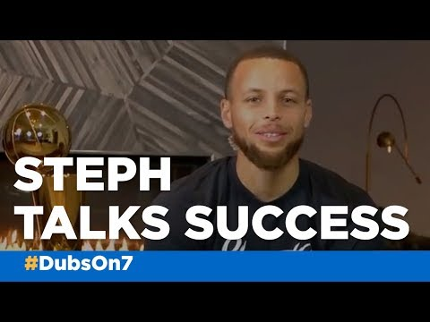 FULL INTERVIEW: Stephen Curry talks with 'GMA' on Warriors' success