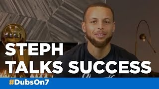 FULL INTERVIEW: Stephen Curry talks with