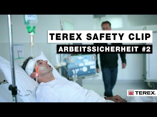 TEREX SAFETY Clip für Arbeitssicherheit #2