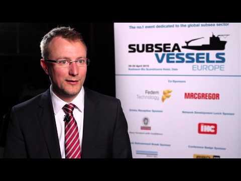 Subsea Vessels Europe speaker interview with Gijsbert de Jong