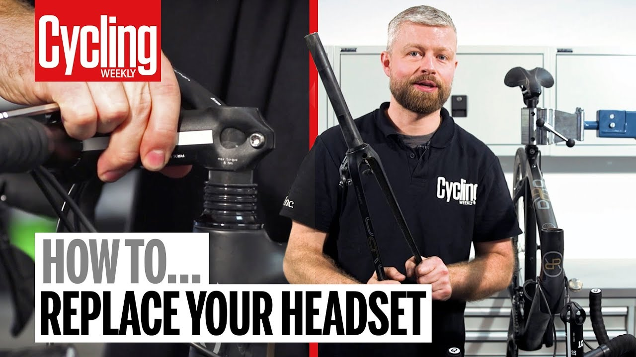 Download How to replace your integrated headset   Cycling Weekly