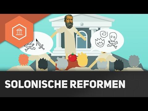 Ausgangslage und Solonische Reformen - Die Attische Demokratie ● Gehe auf SIMPLECLUB.DE/GO