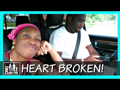 HEART BROKEN! | BLACK FAMILY VLOGS