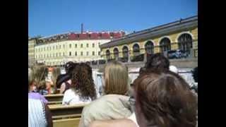 Прогулка по рекам и каналам Санкт-Петербурга(5)(, 2009-07-04T19:31:14.000Z)
