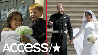Toddlewood's done it again! They have recreated Meghan Markle and P...