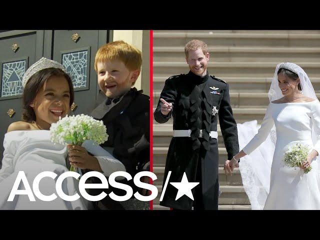 Image result for kids recreate royal wedding