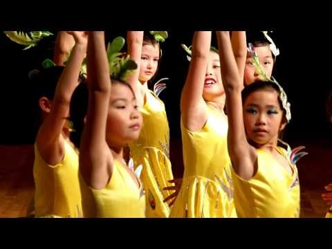 A World of Dance and Music Christmas Recital 2014 - Vancouver Beauty Dance World 琴韵舞躍2014 - 岳瑩舞蹈藝術學院