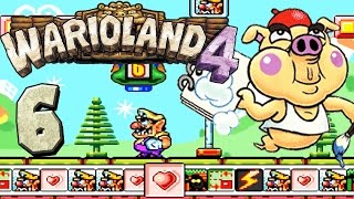 WARIO LAND 4 # 06 💰 The Big Board & Doodle Woods! [HD60] Let's Play Wario Land 4