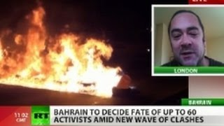 'Pentagon Calls Shots In Bahrain, Can't Afford Democracy'