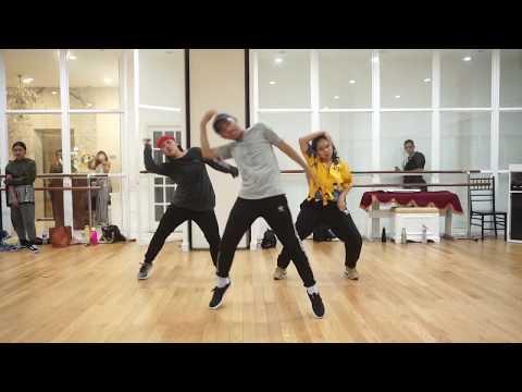 DJ Mustard - Lil baby   Nada Choreography