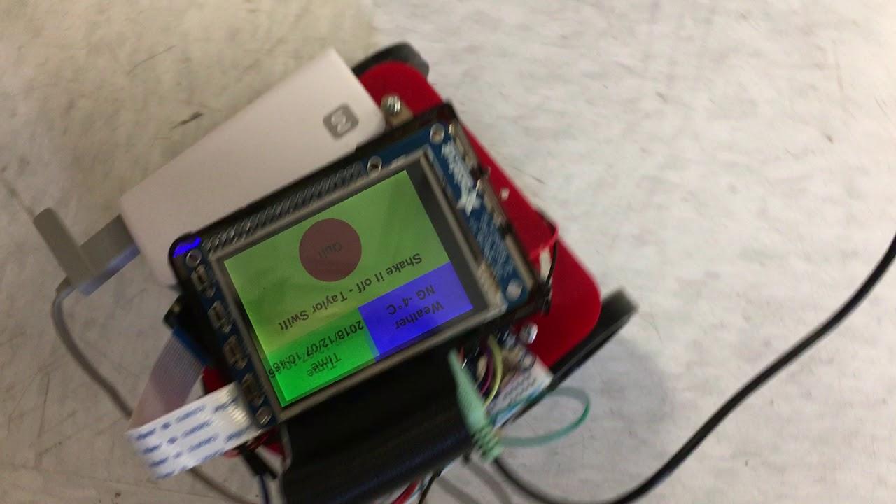 Alarm Robot System