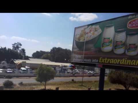 City Town Center Lusaka Zambia Part 3